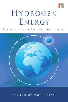 Cover of: Hydrogen energy | Paul Ekins
