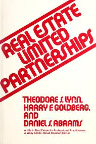 Cover of: Real estate limited partnerships | Theodore S. Lynn